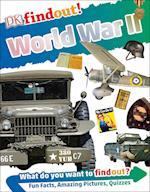 DK Findout! World War II (DK Find out)