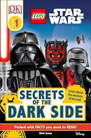 DK Readers L1 Lego(r) Star Wars Secrets of the Dark Side
