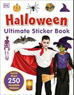 Ultimate Sticker Book Halloween (ULTIMATE STICKER BOOKS)