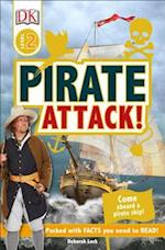 Pirate Attack! (DK Readers. Level 2)