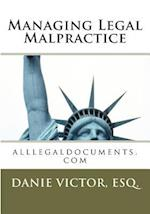 Managing Legal Malpractice