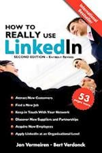 How to Really Use Linkedin (Second Edition - Entirely Revised) af Jan Vermeiren