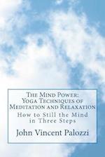 The Mind Power af John Vincent Palozzi