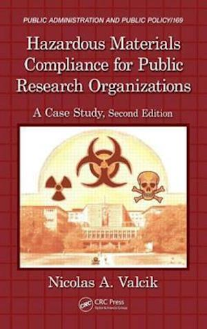 Hazardous Materials Compliance for Public Research Organizations