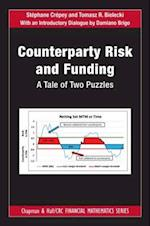 Counterparty Risk and Funding af Stephane Crepey