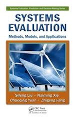 Systems Evaluation (Systems Evaluation, Prediction and Decision-making)