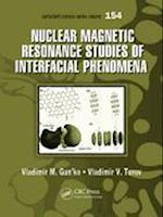 Nuclear Magnetic Resonance Studies of Interfacial Phenomena (Surfactant Science, nr. 154)