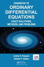 Handbook of Ordinary Differential Equations