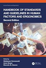 Handbook of Standards and Guidelines in Human Factors and Ergonomics (Human Factors and Ergonomics)