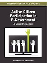 Active Citizen Participation in E-Government