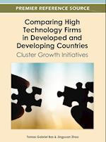 Comparing High Technology Firms in Developed and Developing Countries: Cluster Growth Initiatives af Bas