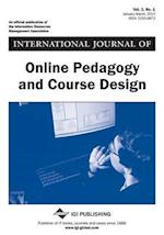 International Journal of Online Pedagogy and Course Design, Vol 3 ISS 1