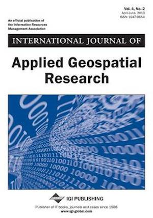 Bog, paperback International Journal of Applied Geospatial Research, Vol 4 ISS 2 af Albert