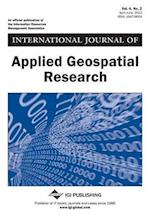International Journal of Applied Geospatial Research, Vol 4 ISS 2 af Albert
