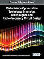Performance Optimization Techniques in Analog, Mixed-Signal, and Radio-Frequency Circuit Design af Mourad Fakhfakh