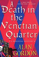Death in the Venetian Quarter af Alan Gordon