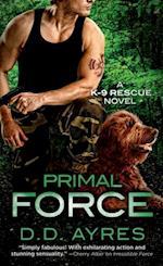 Primal Force af D. D. Ayres