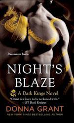 Night's Blaze af Donna Grant