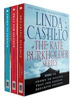 Kate Burkholder Series, Books 1-3 (Kate Burkholder)