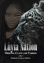 Luyia Nation: Origins, Clans and Taboos af Shadrack Amakoye Bulimo