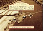Yeager Airport and Charleston Aviation (Postcards of America)