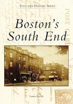 Boston's South End (Postcard History)