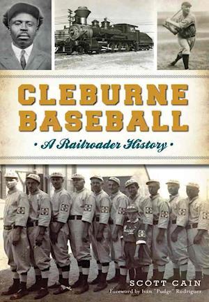 Bog, paperback Cleburne Baseball af Scott Cain