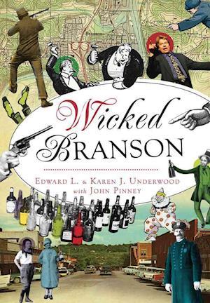 Bog, paperback Wicked Branson af Edward L. Underwood