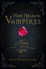 New Orleans Vampires (Haunted America)