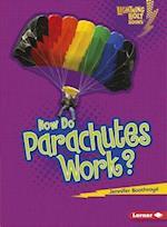 How Do Parachutes Work? (Lightning Bolt Books)