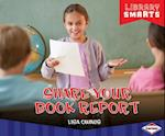 Share Your Book Report (Library Smarts)