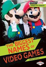 Biggest Names of Video Games (ShockZone TM Games and Gamers)