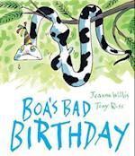 Boa's Bad Birthday (Andersen Press Picture Books Hardcover)