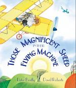 Those Magnificent Sheep in Their Flying Machine (Andersen Press Picture Books Hardcover)
