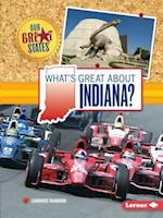 What's Great About Indiana? af Candice Ransom