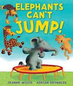 Elephants Can't Jump! (Andersen Press Picture Books Hardcover)