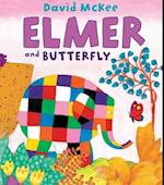 Elmer and Butterfly (Andersen Press Picture Books Hardcover)