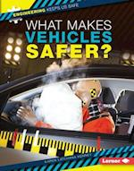 What Makes Vehicles Safer? af Karen Kenney