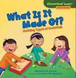 What Is It Made Of? (Cloverleaf Books Natures Patterns)