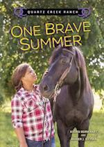 One Brave Summer (Quartz Creek Ranch)