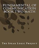 Fundamental of Communication Book Two Math