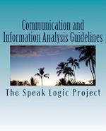Communication and Information Analysis Guidelines
