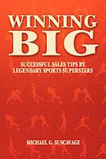 Winning Big af Rick Barry, Virginia Wade, Michael G. Suscavage