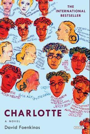 Bog, paperback Charlotte af David Foenkinos