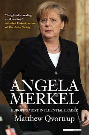 Bog, paperback Angela Merkel af MATTHEW QVORTRUP
