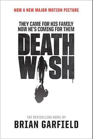 Bog, paperback Death Wish af Brian Garfield