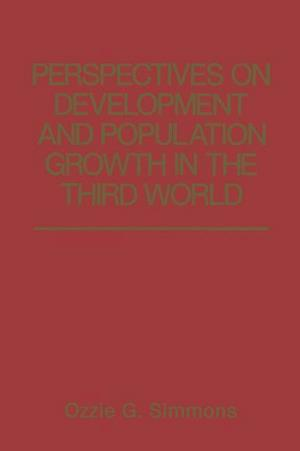 Perspectives on Development and Population Growth in the Third World