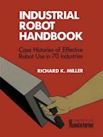 Industrial Robot Handbook af Richard K. Miller