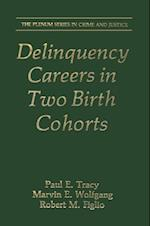 Delinquency Careers in Two Birth Cohorts af Robert M. Figlio