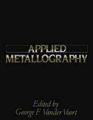Applied Metallography